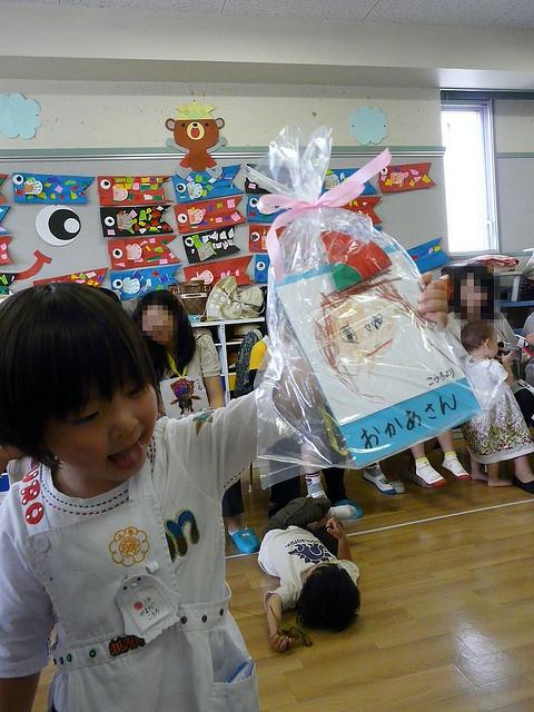 母の日参観 / yamakazz
