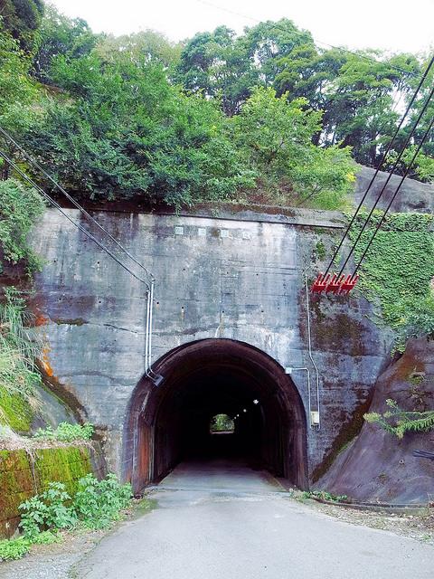 般石隧道 / Ys [waiz]
